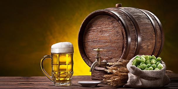Barrel Age Your Beer
