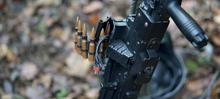 Airsoft Judge Gun